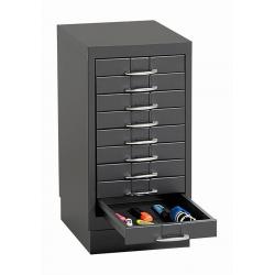 Meuble 9 tiroirs - Hauteur : 60 cm