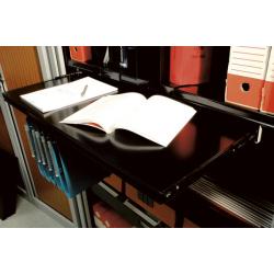 Tablette de consultation pour armoire métallique