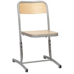 Chaise brio appui/table réglable