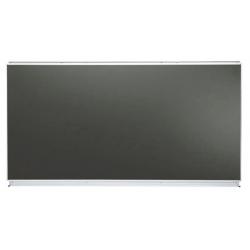 Tableau simple 1 x 2 m émaillé vert