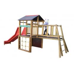 Structure de jeux en bois Gymino