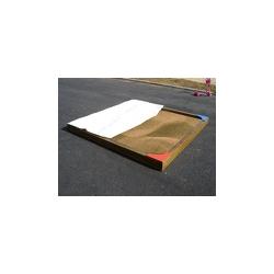Bâche pour bac à sable 3 m x 3 m