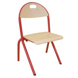 Chaise Amapa appui sur table