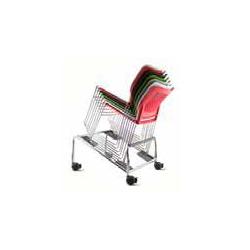 Chariot pour chaises Milan