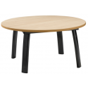 Table basse ronde Macouba