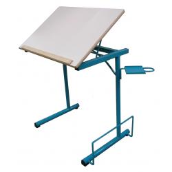 Table à dessin ARTA piétement fixe