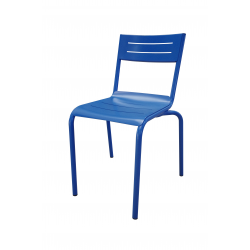 Chaise 4P alu