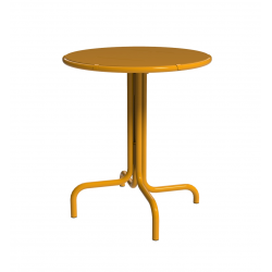 Table EOLIA pied central
