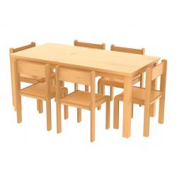 Table Méditerranée