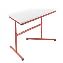 Table piétement réglable en hauteur