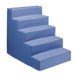 Escalier d'accès 5 marches