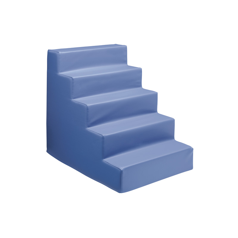 escalier d 39 acc s 5 marches millenium collectivites. Black Bedroom Furniture Sets. Home Design Ideas