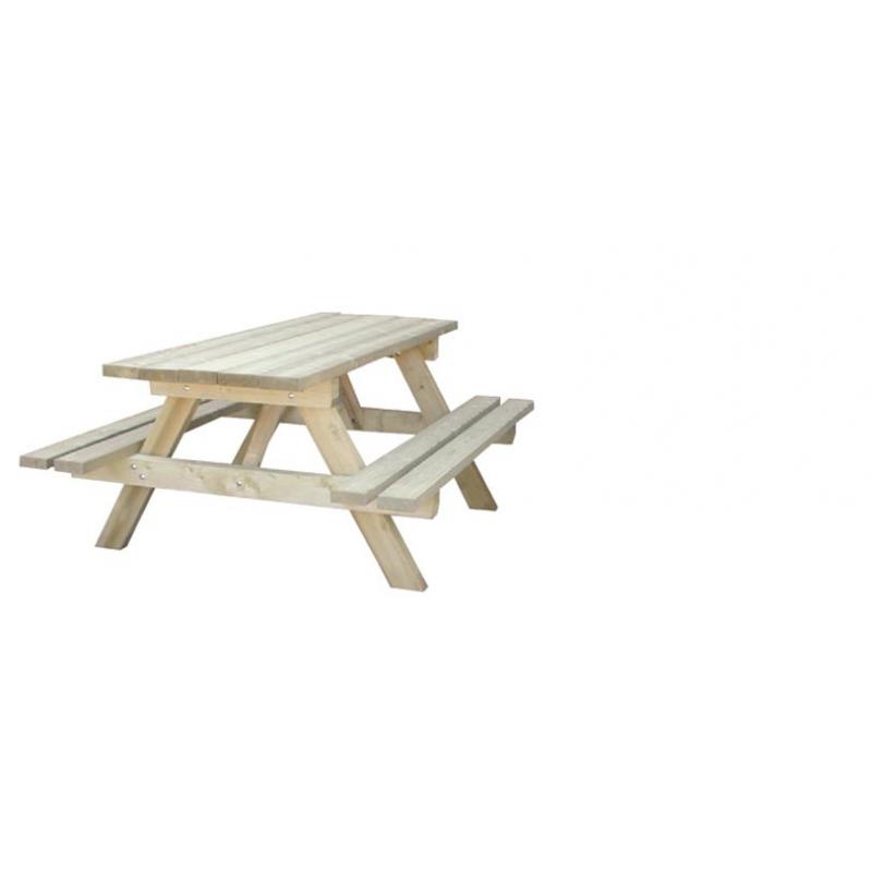 table jura en bois naturel de traitement millenium collectivites. Black Bedroom Furniture Sets. Home Design Ideas