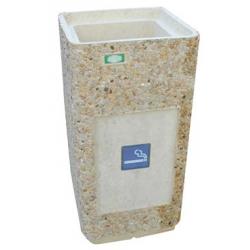 Cendrier Cubic - 165 kgs