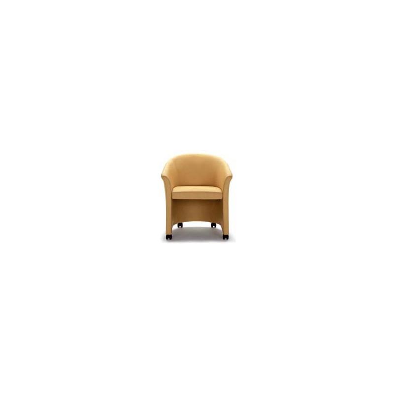 fauteuil cabriolet 1 place sur roulettes millenium collectivites. Black Bedroom Furniture Sets. Home Design Ideas