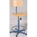 Chaise de laboratoire