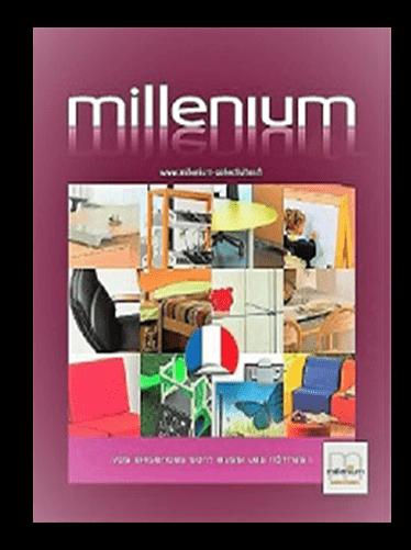 Catalogue Millenium Collectivités